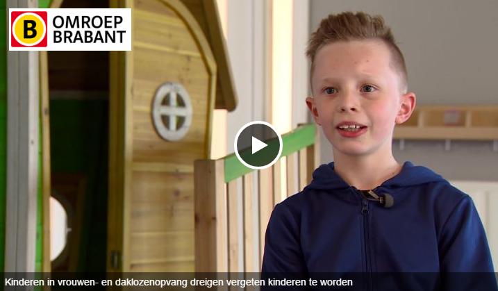 Filmje kinderen Omroep Brabant