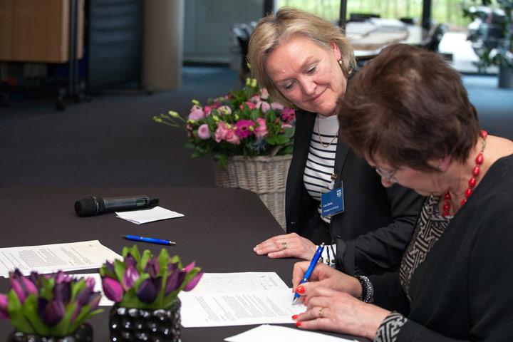 tekenen burgemeester Goirle