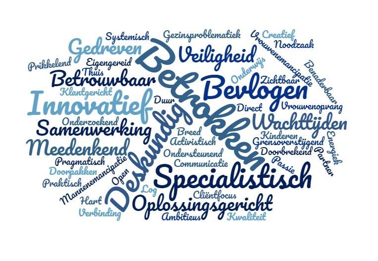 woordenwolk stakeholdersanalyse
